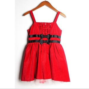 Harajuku Mini Target Girls Tulle Holiday Dress